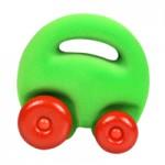 Mascot Car Grab 'Em – Green