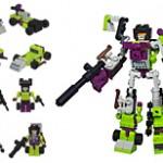 Kre-O Transformers Kreon Micro Changers Combiners Assortment