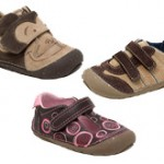 stride rite Natural Motion system Early Walkers