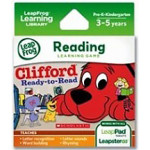 CLIFFORD READY-TO-READ for LeapPad