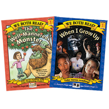 1. What first got you excited about reading?